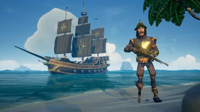 "Sea of Thieves ""The Hungering Deep"" Content Update Gets a Trailer"