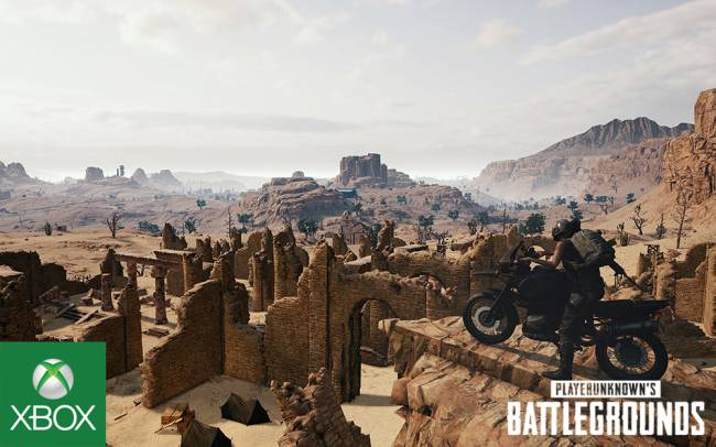 Miramar Finally Lands on the Xbox One Version of PUBG