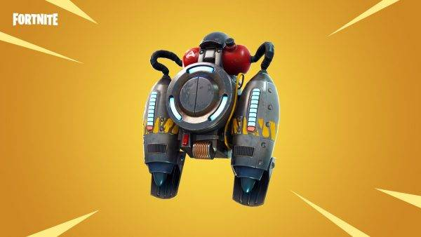 Nine Fortnite backpacks found in data mine