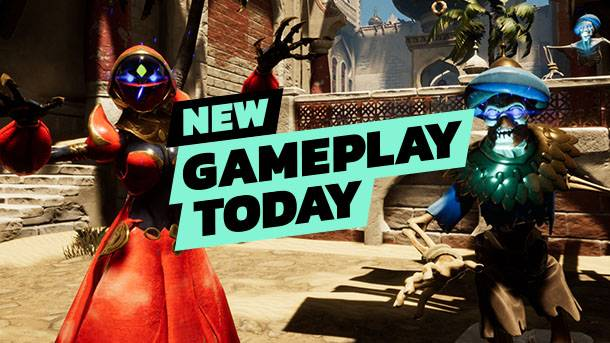 New Gameplay Today – City Of Brass
