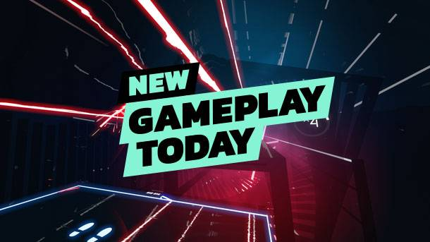 New Gameplay Today – Beat Saber