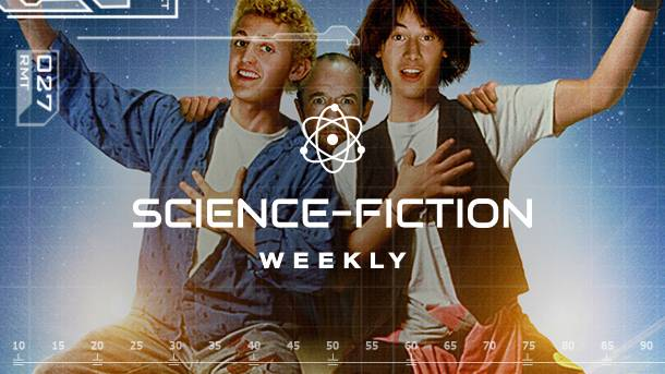 Science-Fiction Weekly – Atomic Heart, Bill & Ted Face The Music, Avengers: Infinity War