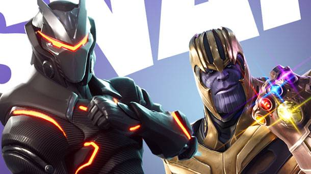 The Quest To Play As Thanos In Fortnite