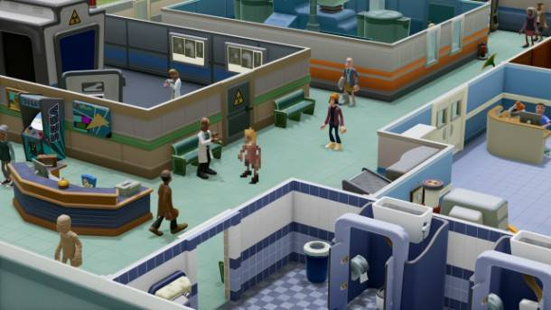 Five Reasons Sim Fans Should Seek Treatment At Two Point Hospital