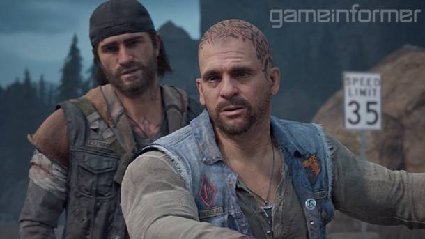 Watch The First Hour Of Days Gone