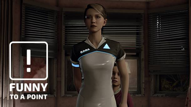 Funny To A Point – The Great Detroit: Become Human Predict-a-thon!