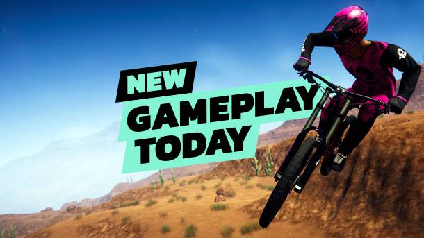 New Gameplay Today – Descenders