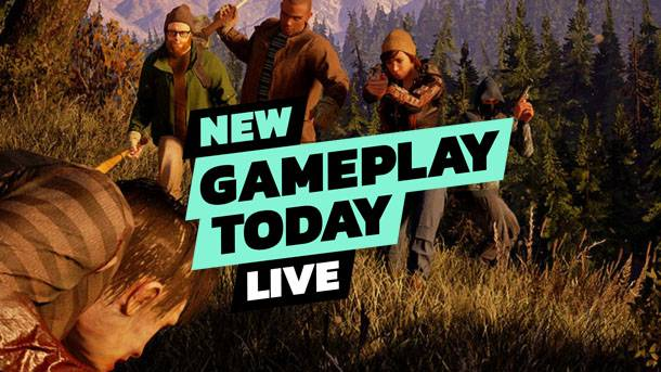 Watch Us Stream State Of Decay 2 Co-op Right Now!