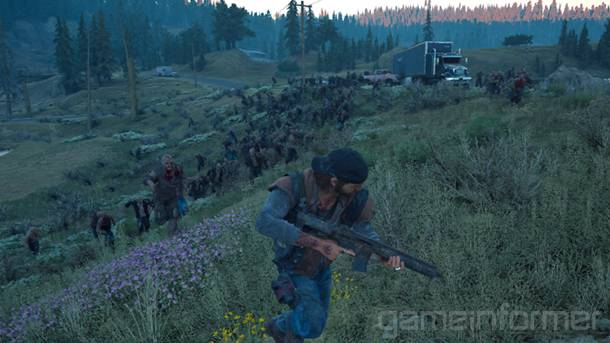 Watch Us Take On The Horde In Days Gone