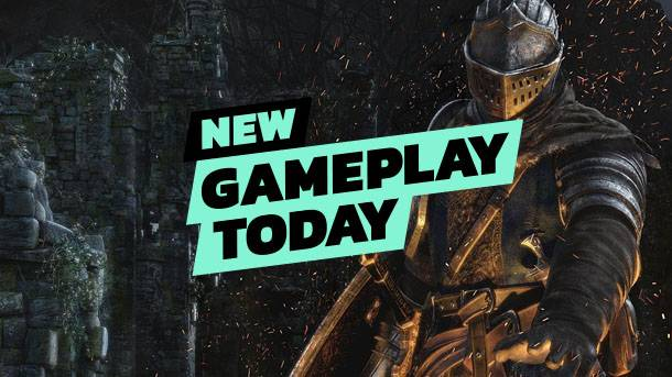 New Gameplay Today – Dark Souls Remastered