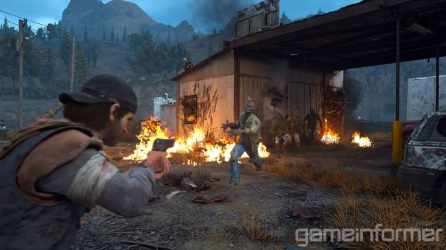 Days Gone: Meet The Freakers