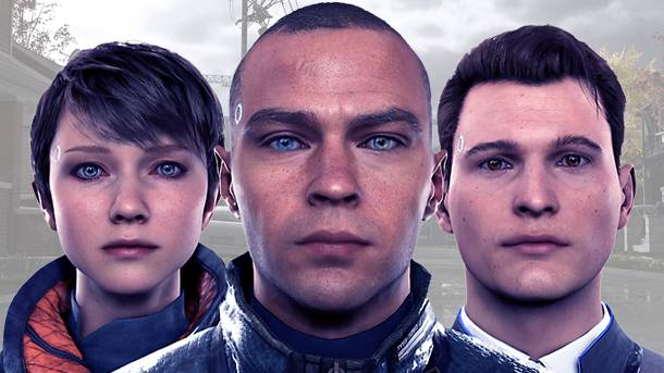 Watch Us Play Detroit: Become Human's Opening