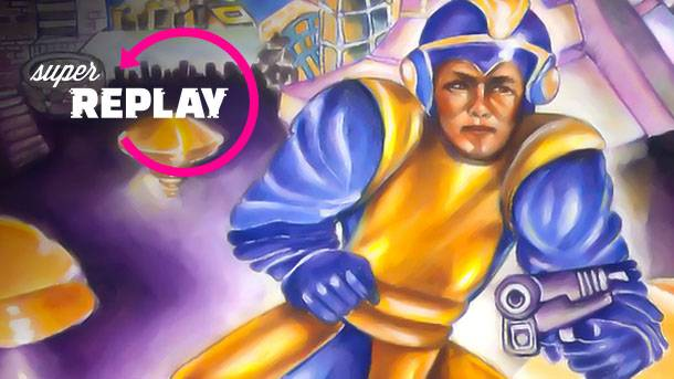 Super Replay – Mega Man
