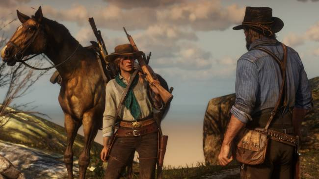 Rockstar Closes Week Of Reveals With New Screens