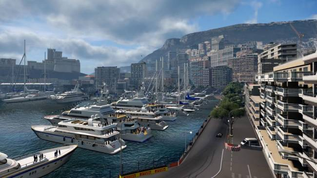 First-Look At F1 2018 Gameplay In Monaco