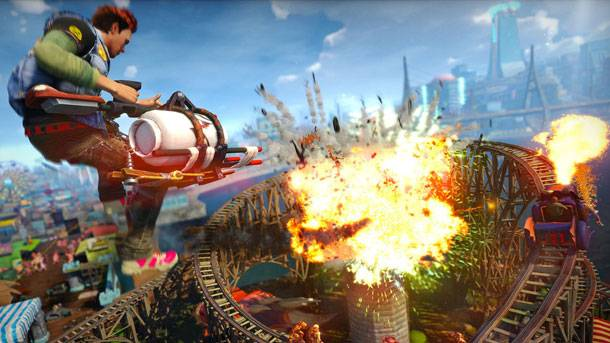 Korean Ratings Board Suggests Sunset Overdrive Might Be Coming To PC