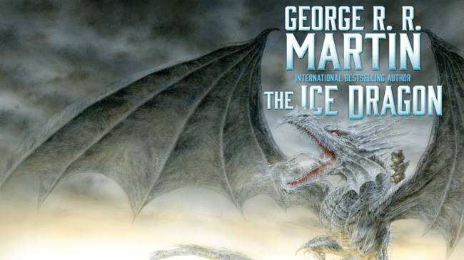 George R. R. Martin To Produce Animated Movie