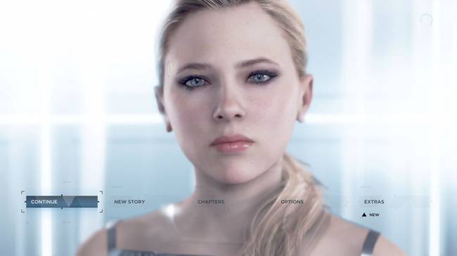 One spoiler-free tip for Detroit: Become Human - back out into the main menu every so often