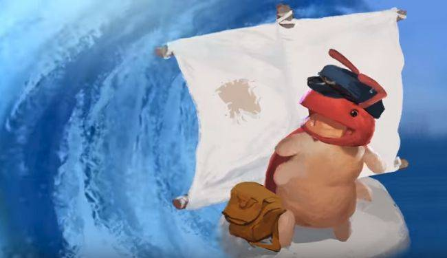 Yoku's Island Express explains why 'it's down to a pint-sized postman to save the day'