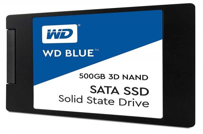 This 500GB SSD is just $112 on Newegg right now