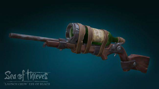Sea of Thieves patch nerfs skeleton cannon accuracy, adds cosmetics
