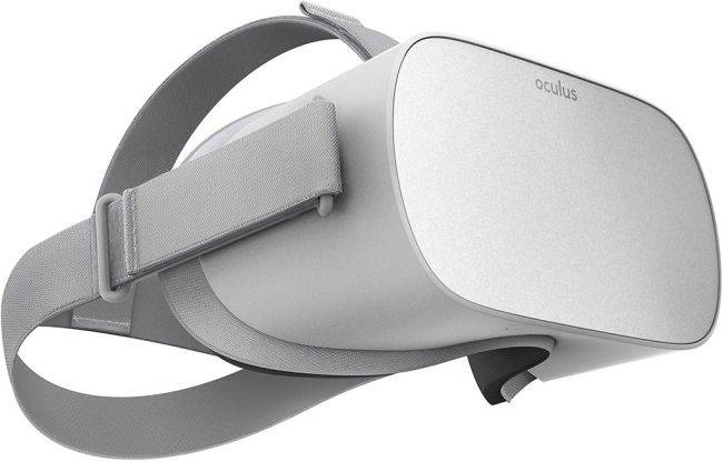 Oculus Go standalone VR headset sells out just hours after landing on Amazon