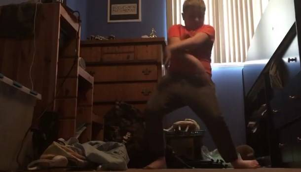 The 'Orange Shirt Kid' dance is now an official Fortnite emote