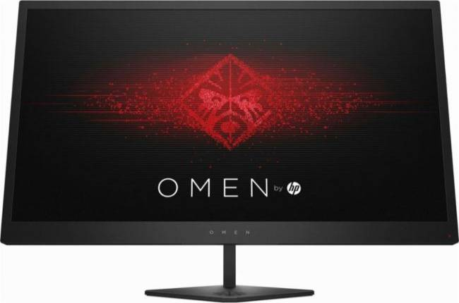 HP's Omen 24.5-inch 144Hz monitor for fast-action gaming is on sale for $190