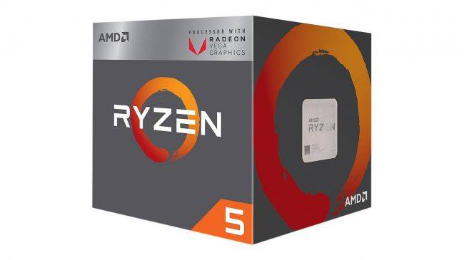 The Ryzen 5 2400G processor is $154 from Newegg right now