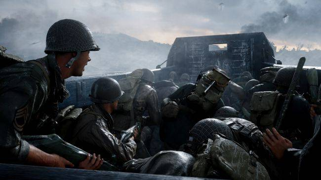 Call of Duty: WWII is free to play for the weekend