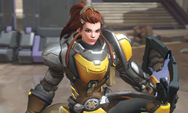 Overwatch's Brigitte is already getting nerfed
