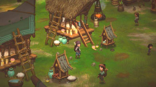 Smoke and Sacrifice, the survival fantasy RPG, is out on May 31