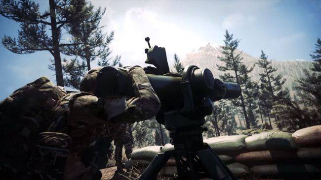 Squad alpha version 11 adds British Armed Forces, Afghan-themed map and nine new weapons