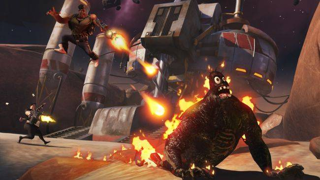 Free-to-play shooter Loadout will shut its servers later this month