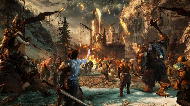 Middle-earth: Shadow of War gets Desolation of Mordor story DLC