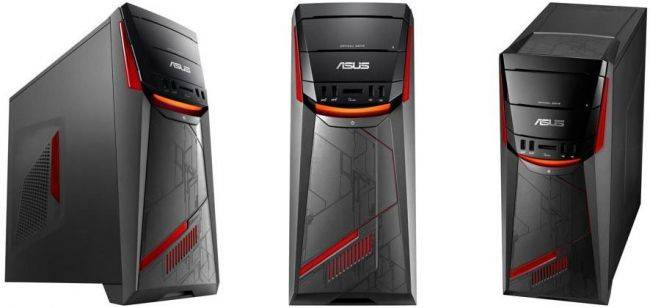 Get an Asus gaming desktop with Ryzen 7 1700 and GTX 1070 for $980