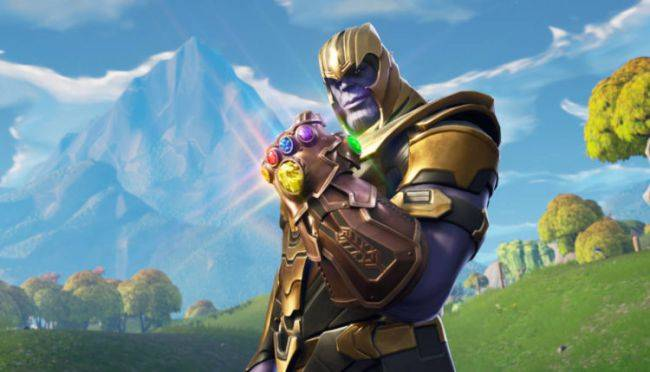 Thanos has been hit with more buffs and nerfs in Fortnite