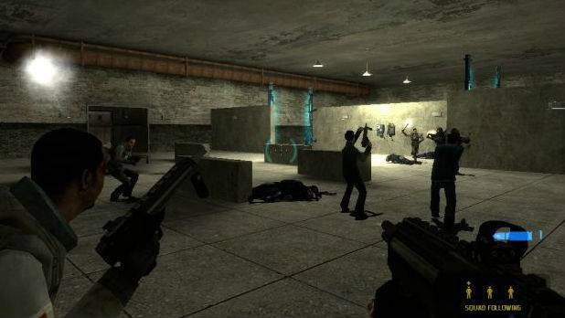 Long dormant Half Life 2 online co-op mod Obsidian Conflict is getting a Steam release