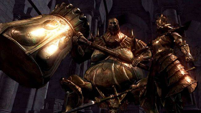 Dark Souls Remastered's summon count could create OP bosses