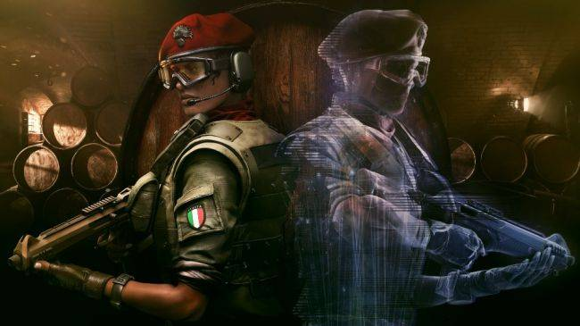Rainbow Six Siege video highlights a new defender and her holograms
