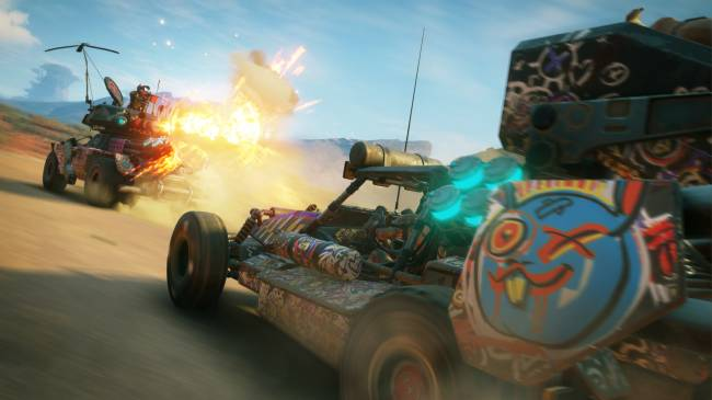 Rage 2 gets a gameplay trailer, due in 2019