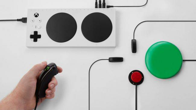 Microsoft to launch Adaptive Controller for players with limited mobility
