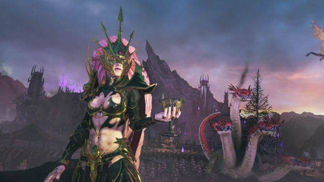 New Total War: Warhammer 2 DLC out this month pits High Elves against Dark Elves