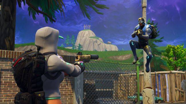 Fortnite adds competitive Solo Showdown mode for limited time