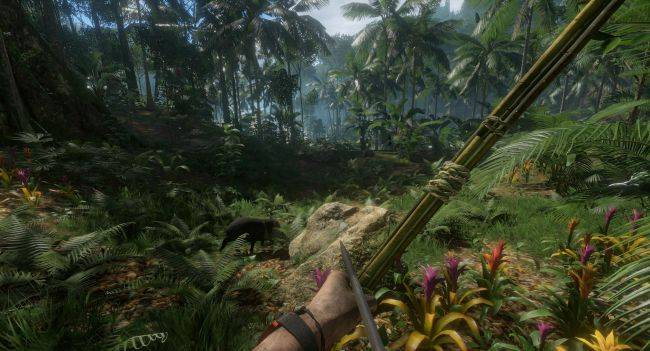 Green Hell is a 'psychological survival simulator' set in the Amazon jungle