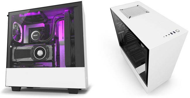 NZXT's newest mid-tower cases aim to deliver a lot of bang for your buck