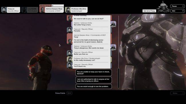 Mike Bithell's new game Quarantine Circular is another weird text adventure