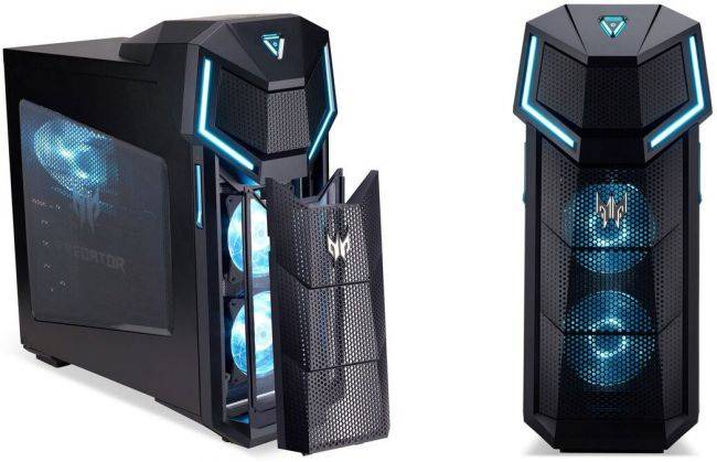 Acer blitzes the gaming market with new systems, monitors, and peripherals
