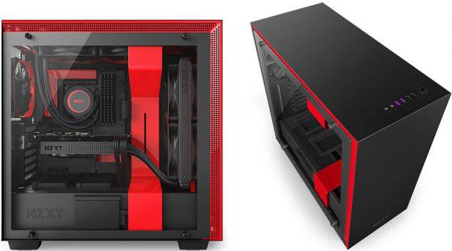 NZXT is making cheaper versions of H-series cases without 'smart' features