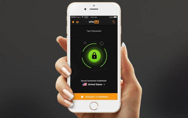 Pornhub just launched a VPN service for mobile and desktop